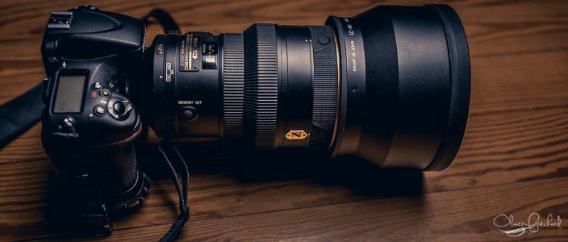 Photo du Nikon 200 f2 sur D800