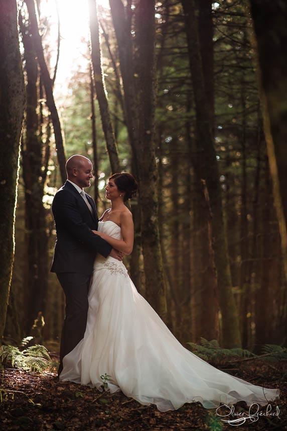 photos de mariage en day after en for t alsace. Black Bedroom Furniture Sets. Home Design Ideas
