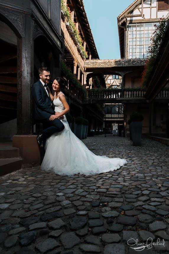 photo de mariage en Alsace originale et naturelle