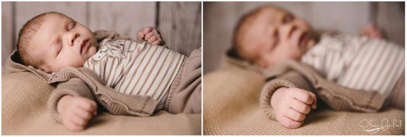 photo de bébé en studio à Strasbourg