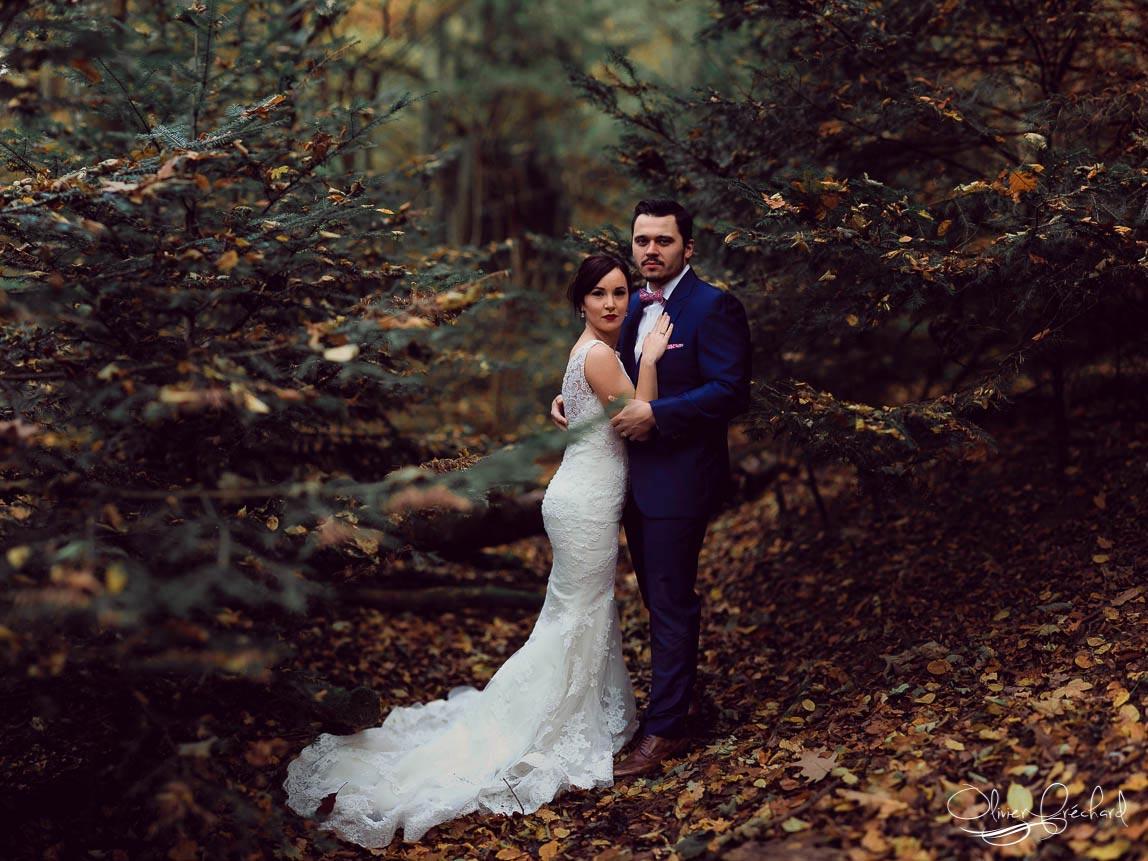 Photo de mariage en Day After par Olivier Fréchard
