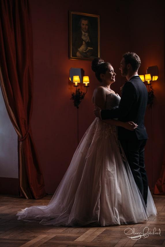 photo de mariage au château d'Osthoffen en Alsace