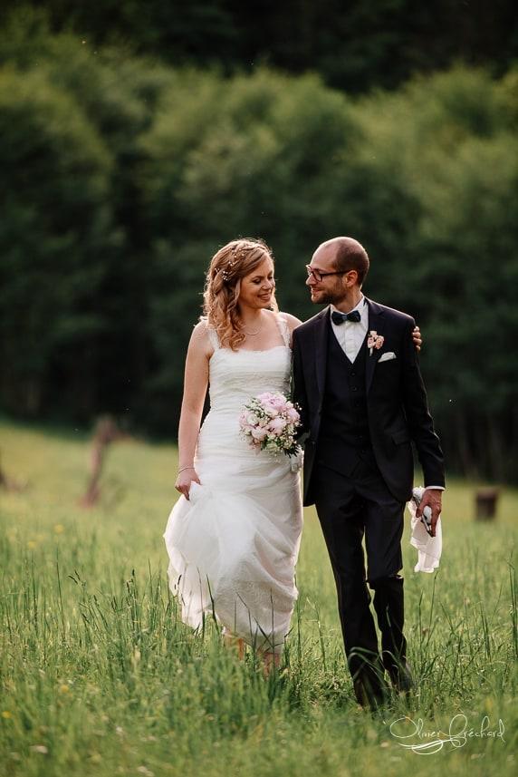 hotos de mariage au relais du Gensbourg en Alsace