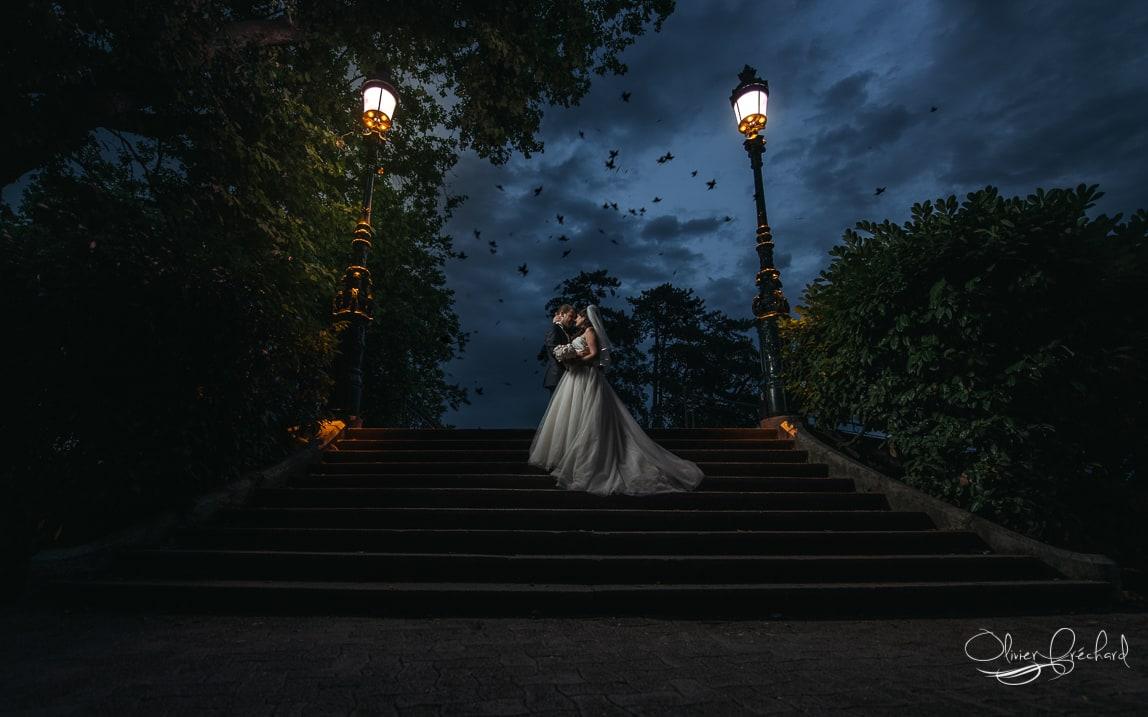 photos de mariage à Annecy ville et lac