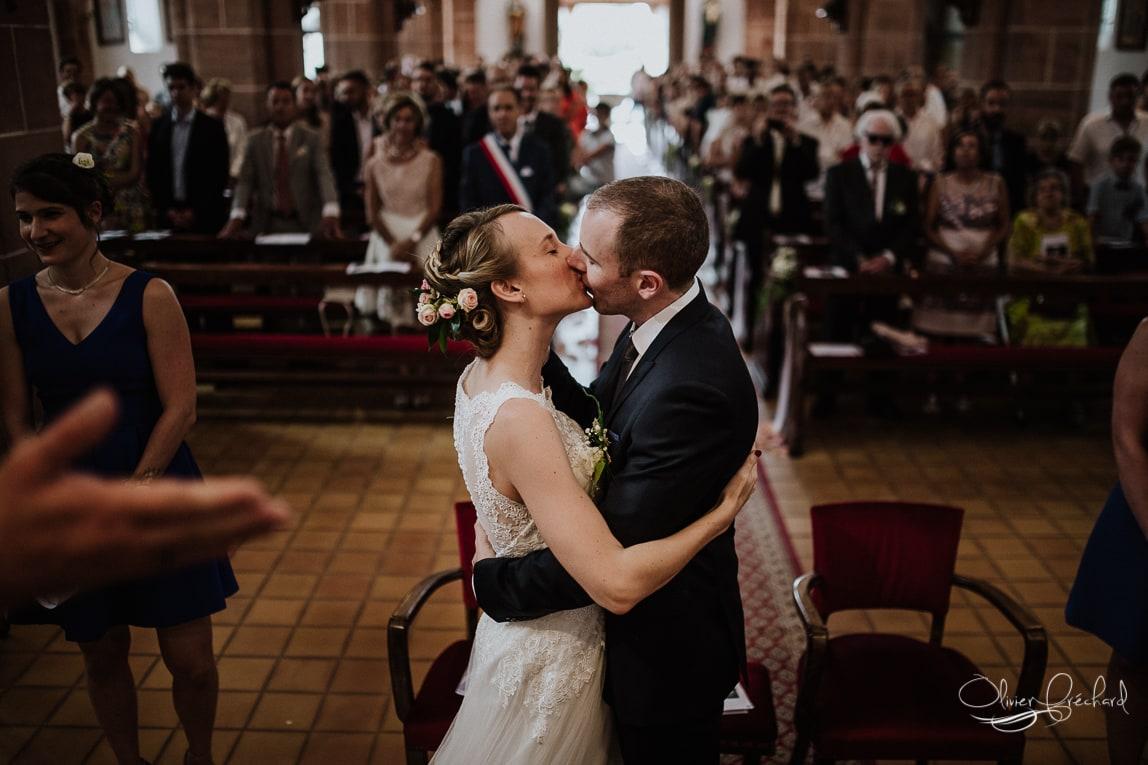 Mariage au chateau du Hochberg en Alsace par Olivier Fréchard