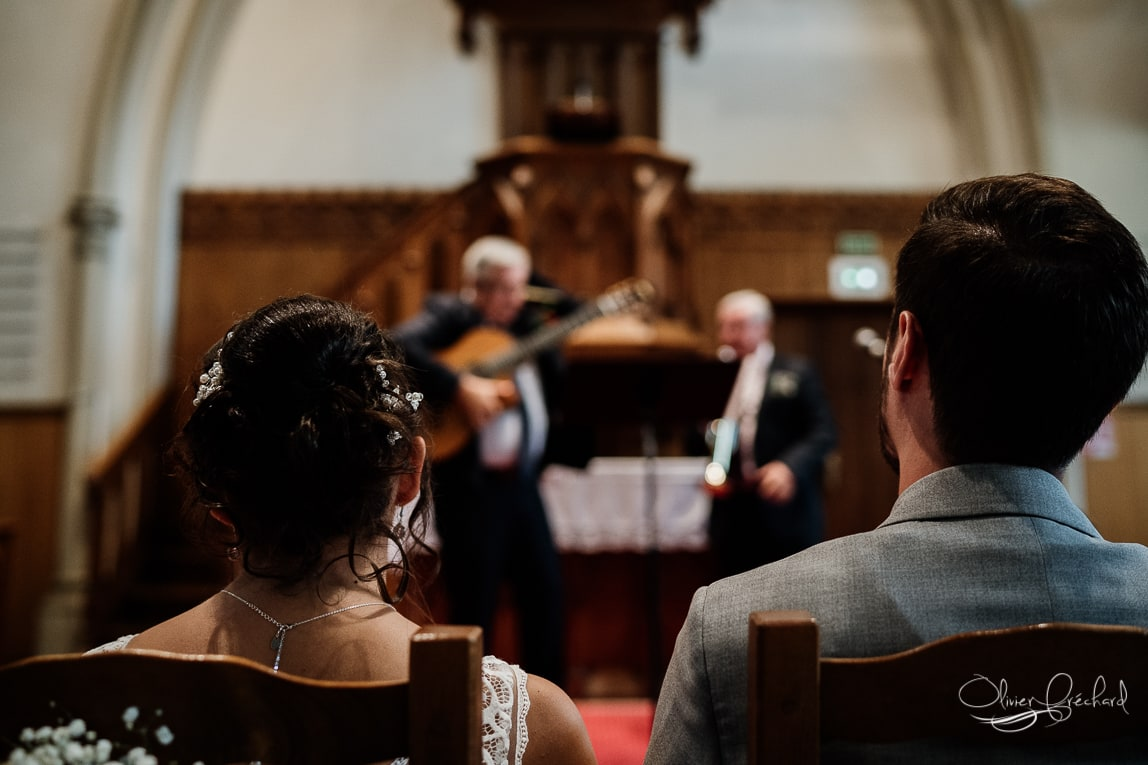 Photo de mariage au domaine de beaupré par olivier Fréchard