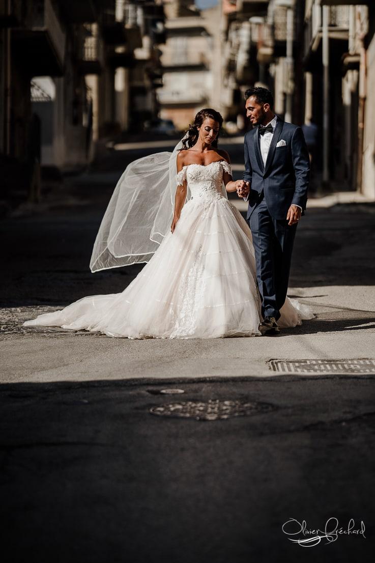 Photos de mariage en Sicile