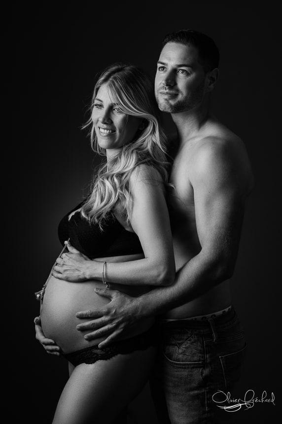 Photos de grossesse à Strasbourg en Alsace par Olivier Fréchard